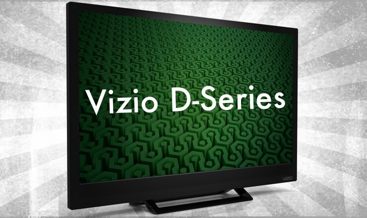 "Vizio D Series 4K HDTV from 24"" to 70"" Screen Size"