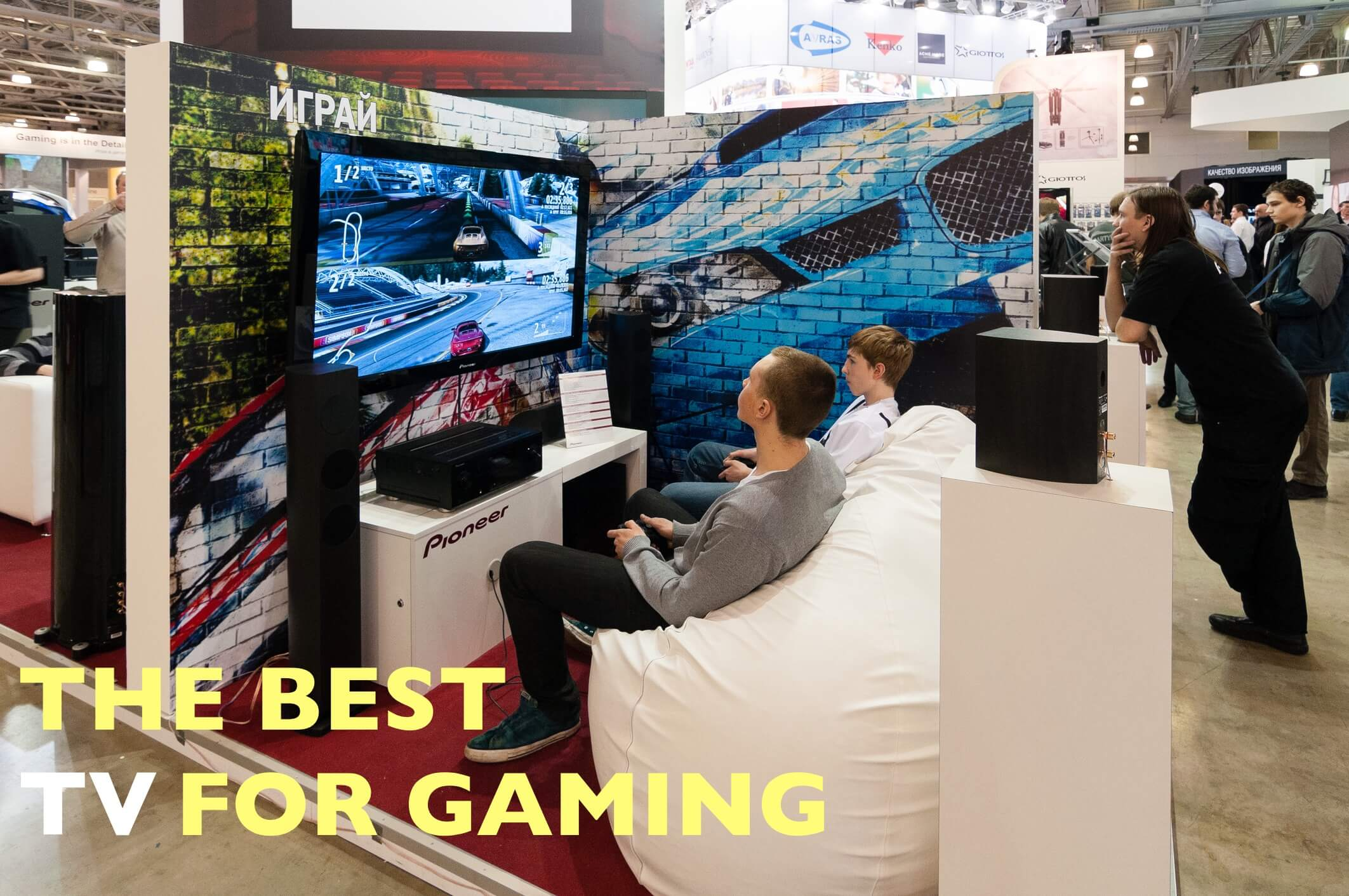 Best tv options for gaming