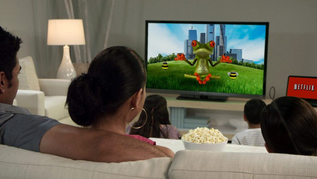 Find a budget HDTV for watching movies