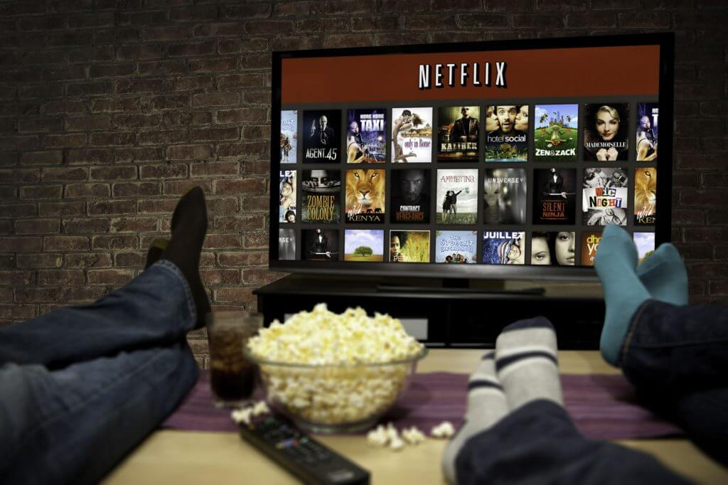 Get a smart HDTV for watching movies and TV shows