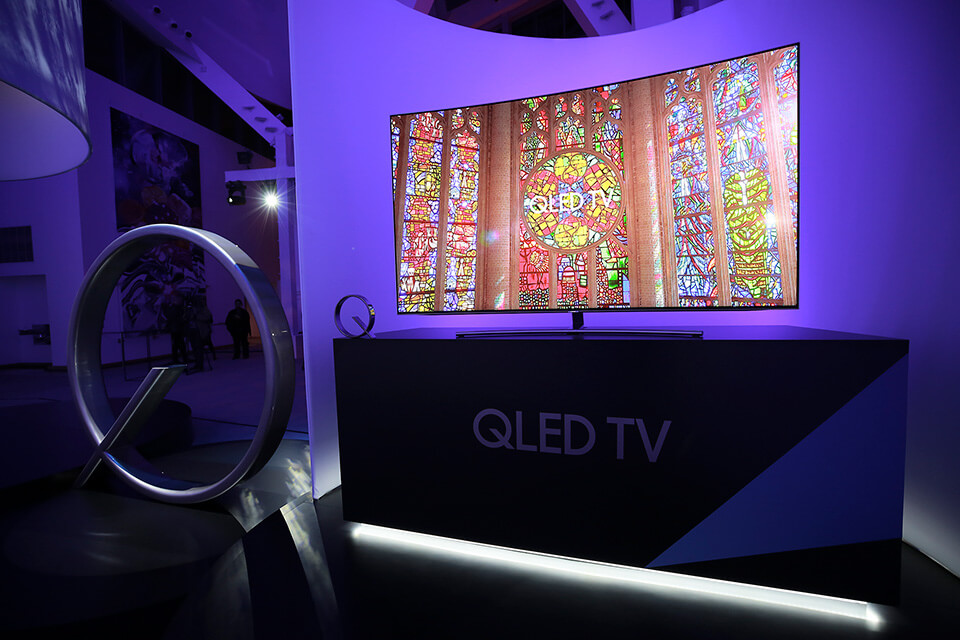 New Samsung QLED Series