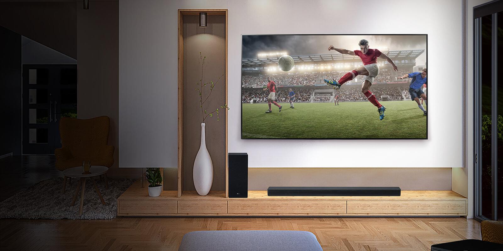 LG OLED 4K TV
