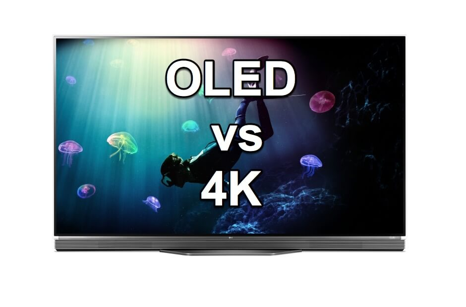 Compare OLED vs 4K UHD TV