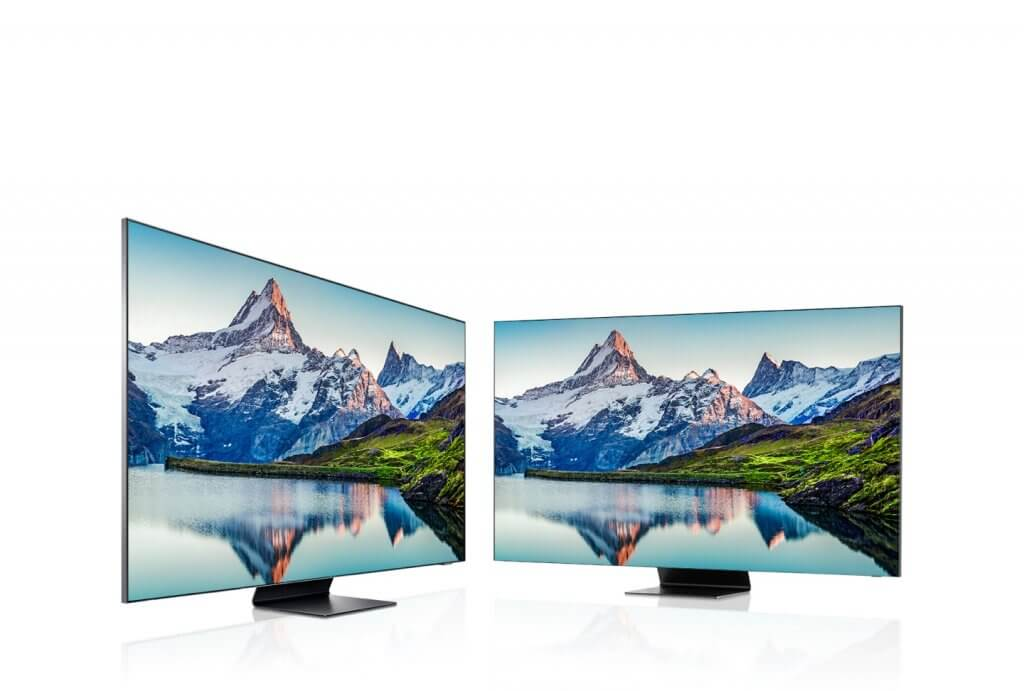 Samsung the world leader in QLED TV sets