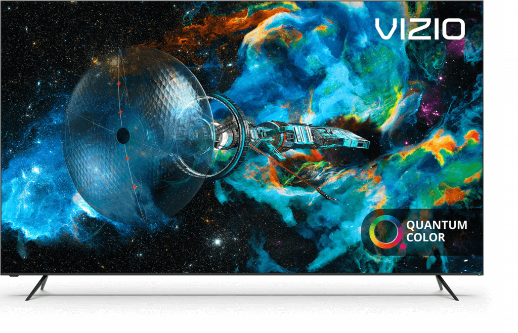P-Series Quantum X TVs are VIZIO's most advanced QLED models and are available in 65 and 75-inch diagonal sizes